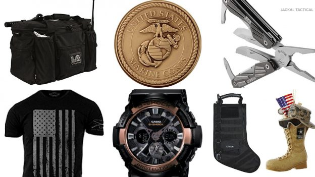Jackal Tactical Christmas Gift Guide